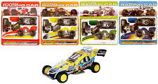 10 x BUILD MAKE YOUR OWN MINI RACING CARS PARTY LOOT BAG LUCKY DIP TOYS T48 029