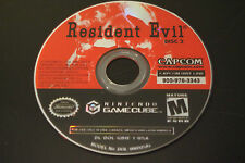 Resident Evil (Nintendo GameCube, 2002) *Tested / Disc 2 Only