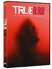 TRUE BLOOD - STAGIONE 6 (4 DVD) - COFANETTO ITALINO, NUOVO, ORIGINALE