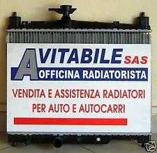 RADIATORE TOYOTA YARIS 1.0 BENZINA + / - AC NUOVO!!
