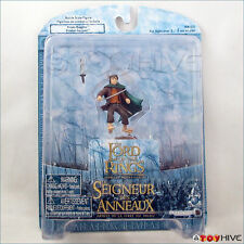 LOTR AOME single pack Frodo Baggins figure billingual - rip package