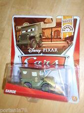 2013 Disney Pixar Cars Whell Well Motel 2/11 SARGE