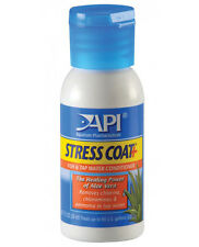 API Stress Coat 30ml Tap Safe Water Conditioner Dechlorinator Fish Tank