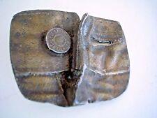 Vintage Levi Strauss Belt Buckle 501 style button Levis