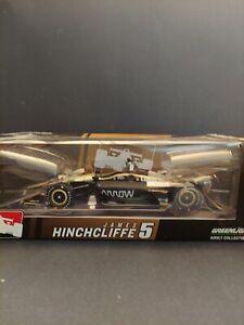 1/18 Greenlight James Hinchcliffe #5 IndyCar (slight box damage)