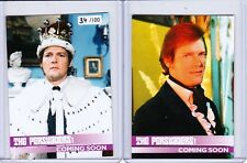 The Persuaders Preview Set Limited to 100, PR1 to PR6.
