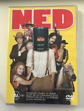 Ned DVD Australian Abe Forsyth Michala Banas Damon Herriman Ned Kelly comedy