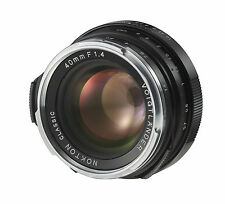 Voigtlander Nokton Classic 40mm F1.4 MC Leica M M9 Voigtlaender