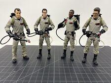 "Ghostbusters Classics Movie 6"" 2009 Figure Mattel Peter Ray Winston Egon Lot"