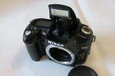 Nikon D D90 12.3MP Digital-SLR DSLR Camera/Camcorder - Body only - Good Working!