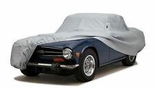 FS14136F5 Black Covercraft Custom Fit Car Cover for Select Geo Storm Gsi Models Fleeced Satin