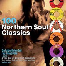 100 NORTHERN SOUL CLASSICS - VARIOUS ARTISTS (NEW SEALED 4CD)