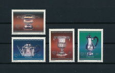 South Africa 660-3 MNH, Silverware, 1985