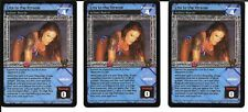 WWE RAW DEAL - 3X Lita to the Xtreme *FREE SHIPPING* RARE Action