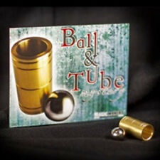 Brand New Magic Trick - Ball and Tube Mystery by Magic Makers