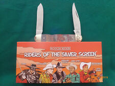 Red Ryder Pocket Knife Moose Pattern Riders of the Silver Screen - NIB