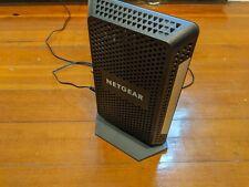 NETGEAR CM1000 High-Speed Cable Modem - Black