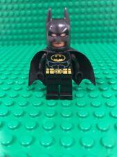 LEGO BATMAN MINIFIG black figure minifigure dark knight 6863 6864 76013 Sh016