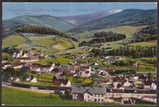 9014 Spital am Semmering mit Bahnhof & Eisenbahn Bezirk Bruck Mürzzuschlag
