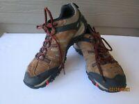 Men`s Size 7.5 Merrell Crosslander Vent Hiking Shoes J362583C Excellent