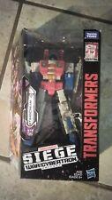 Hasbro Transformers Siege War For Cybertron Trilogy Starscream Action Figure Toy