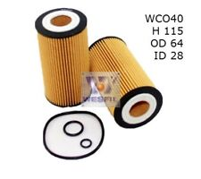 WESFIL OIL FILTER FOR Mercedes Benz Vito 111CDi 2.1L 2008-2010 WCO40
