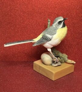 COUNTRY ARTISTS BIRDS - GREY WAGTAIL