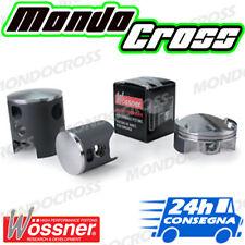 Pistone WOSSNER Diametro 76,97 mm Compressione 13,6:1 SUZUKI RMZ 250 2015 (15)!