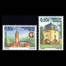 Luxembourg 2006 - Architecture - Classical - Sc 1180/1 MNH