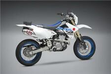 YOSHIMURA RS2 STAINLESS FULL EXHAUST SYSTEM SUZUKI DRZ400S DRZ400 S 2000-2012