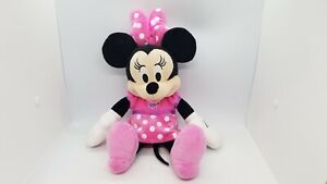 """Disney MINNIE MOUSE Clubhouse Singing, Lights Up, Talking, Cuddly Soft Plush 15"""""""
