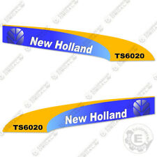 New Holland TS6020 Decal Kit Tractor OEM Reproduction Equipment Decals