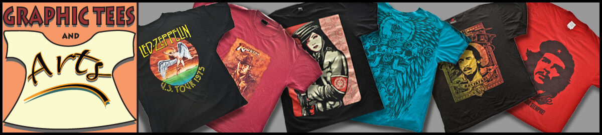 Graphic Tees and Arts