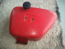 GENUINE Honda S65 Sports Cub 65 Right Side Cover Red