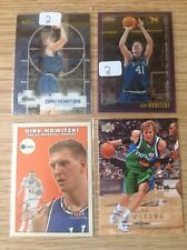 Dirk Nowitzki NBA Basketball Trading Cards