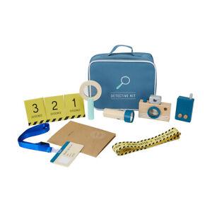 Wooden Detective Kit For Kids Christmas Birthday Gift Item K2