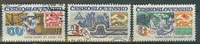 Tschechoslowakei Briefmarken 1983 Aufbauerfolge in der CSSR Mi.Nr.2730-32