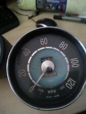 VOLVO P1800 S speedo