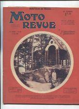 Moto Revue N°433  ; 27  juin 1931  : présentation 500 Terrot monobloc