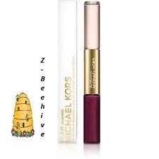 Michael Kors Glam Jasmine Eau de Parfum Rollerball & Lip Luster Lip Gloss NIB