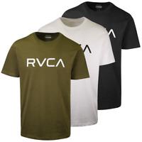 RVCA Men's Official Logo S/S T-Shirt (S01)