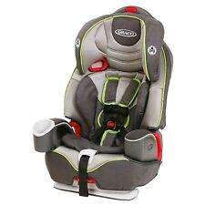 Graco Nautilus 3-in-1 Car Seat, Unisex Baby BOOSTER CAR SEAT, 1759245, Gavit