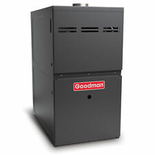 Goodman Upflow Horizontal Multi-Speed 40,000 BTU 80% LP Propane Gas Furnace