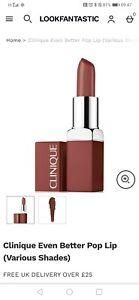 Clinique even better Pop Lip Colour foundation 3.9g - mink 28