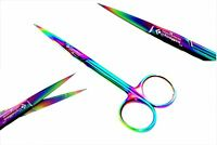 GERMAN Supercut Plus Iris Scissors 11.5 cm Str, Plastic Surgery Care Instruments