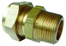 """b3-00163 - 1/2"""" Tubo O/D X 1/2 """"Roscado BSPT - Conector Macho - IM"""