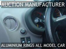 Toyota Celica T230 1999-2006 4 X Anneaux De Ventilation Chromes Aluminium Poli
