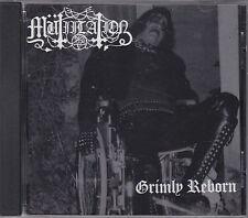 MUTIILATION - grimly reborn CD
