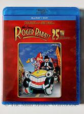 Who Framed Roger Rabbit? Movie Inspiration ToonTown Roger Rabbit Blu-ray & DVD