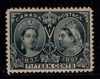 Kanada 1897 Mi. 46 Ungebraucht * 100% 15 C, Königin Victoria